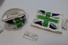 bandana tubolare personalizzata British smotard
